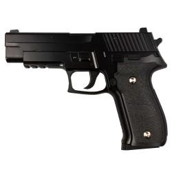 Softair Pistole Metall G26 Black