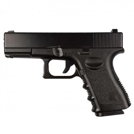 Softair Pistole Metall G15+ mit Holster