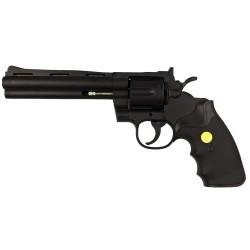 Softair Pistole Revolver aus Plastik G36 Black