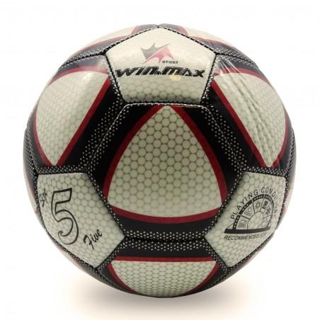 Win.Max Fussball Soccer Sport Team Outdoor Indoor Gummi Spiel PVC WMBall509