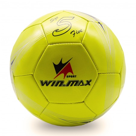 Win.Max Fussball Soccer Sport Team Outdoor Indoor Gummi Spiel PVC WMBall510