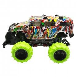 911-397A Graffiti Hummer  1 : 8