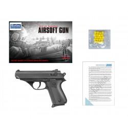 Softair Pistole 036A aus Plastik