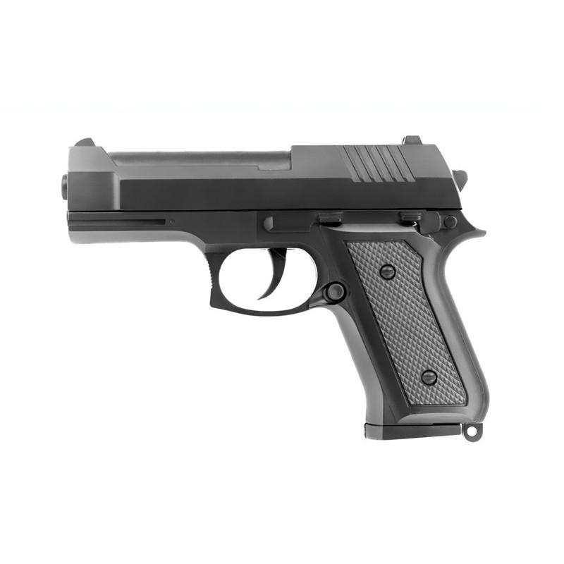 Softair Pistole 042 aus Plastik