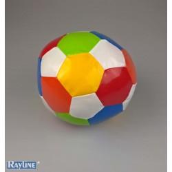 Bunter Fussball - Spielball - Ball00787Zoll7