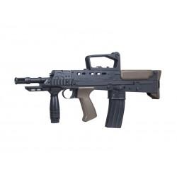 Softair Gewehr L86A1 aus Plastik