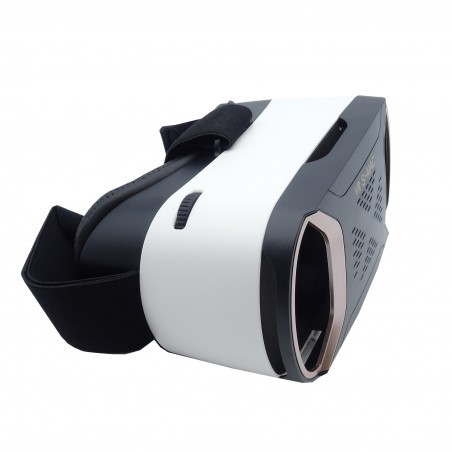 Rayline VR4 VR 3D Videobrille für Smartphone Virtual Reality IOS Android
