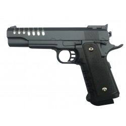 Softair Pistole RV16 Silver/Gray aus Metall