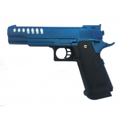 Softair Pistole RV17 Blue aus Metall