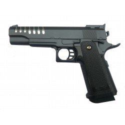 Softair Pistole RV17 Silver/Gray aus Metall