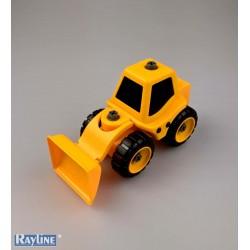KL702-3  Spielzeug Bagger - Nutzfahrzeug