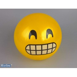Emoticon Ball - Ball mit Smily Gesicht