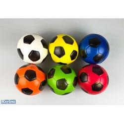 Ball - Fussball Bunt - Klein- PU -Ball2PU10CM