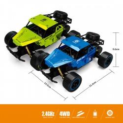 688-11 RC Auto Metal Car High-Speed Car 30 Km/h Fernbedienung 2.4GHz 1:18