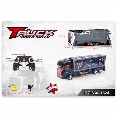 Spielzeugauto Polizeiwagen WY506B