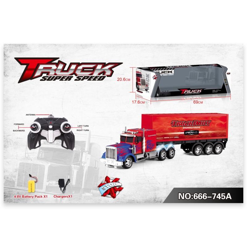 666-745A RC Auto Truck mit Licht und Fernbedienung
