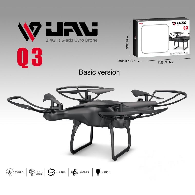 Rayline Drohne X15 Q3 6-axis Gyro Drohne Fernbedienung 2.4GHz