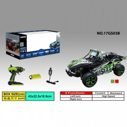 RC Auto Car 333-GS03B/17GS03 Muscle Car Fernbedienung 2.4GHz 4WD 1:18