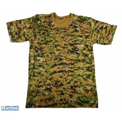 T-Shirt - Camouflage - T-Shirt01