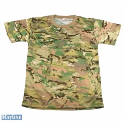 T-Shirt - Camouflage - T-Shirt02