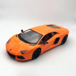 Rayline RC Lamborghini 28610 orange Onroad, mit Fernbedienung 1:10