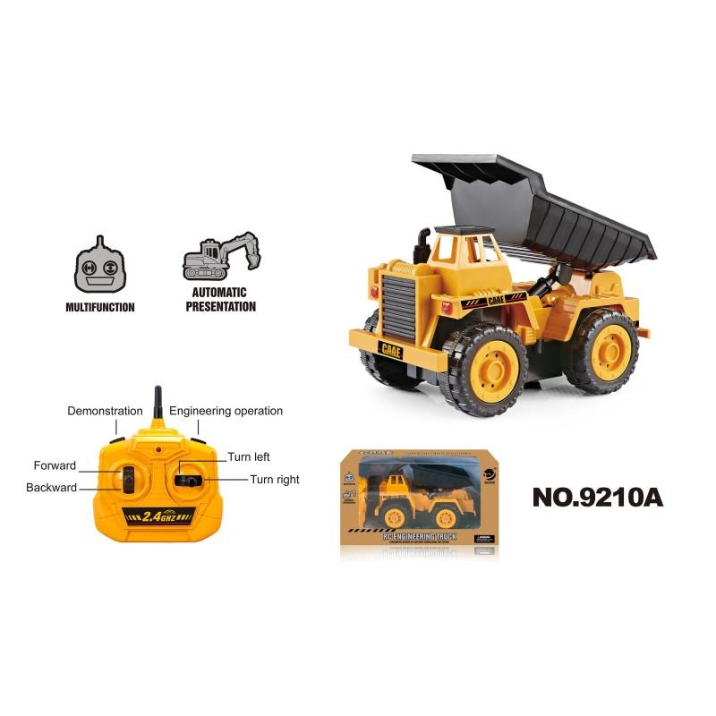 RC Bagger 9210A mit Fernbedienung 2.4GHz