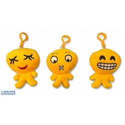 Smiley Schlüsselanhänger Emoticon 8cm - FA308