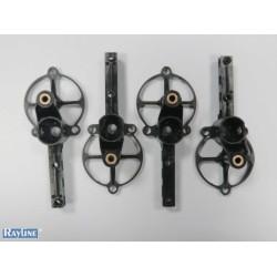 Ersatzteil - Drohne R10-06 Motorhalterung (4er Set)