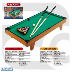 Pool Billard Tisch 2017 Kinderspieltisch