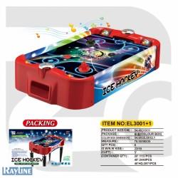 Elektronischer Air Hockey Tisch EL3001+1