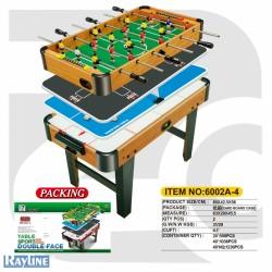 Multi Funktions Spiele Tisch 6002A-4