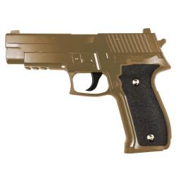 Softair Pistole Metall G26G Green