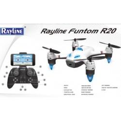 R20 Wifi 720P RC Drohne