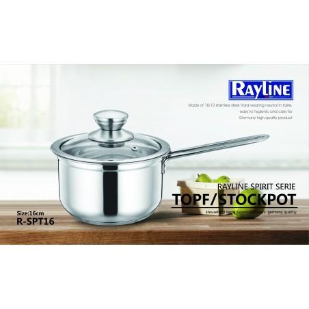 Rayline Spirit Serie Topf/Stockpot 16CM