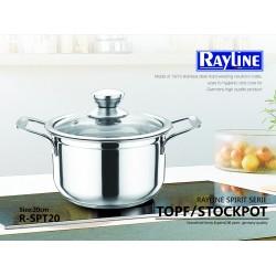 Rayline Spirit Serie Topf 20cm