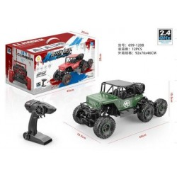 RC Auto Rock Crawler 699-120B