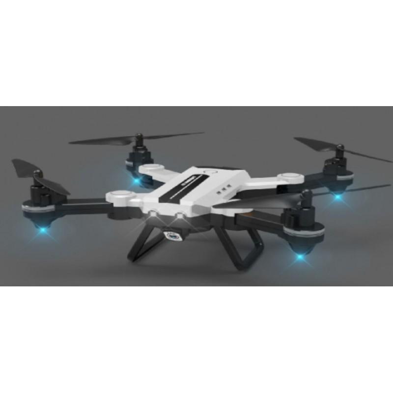 F22G FPV RC Quadcopter mit faltbarer Drohne mit HD-Kamera Optical Flow, 720P 2MP-Kamera für den Außenbereich Routenplanung