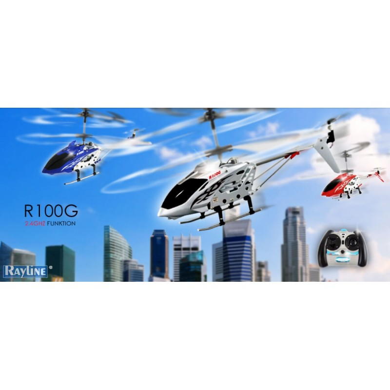 RC Helikopter R100G