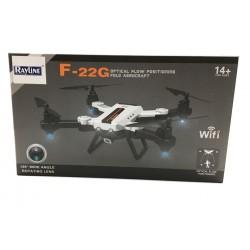 F20W 2.0MP Wide-angle Camera Wifi FPV Drone Altitude Hold One Key Return