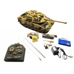 RC Kampfpanzer 1:18 Schießen Kugeln leichte Mine